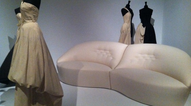 Charles James Exhibit at the Metropolitan Museum of Art