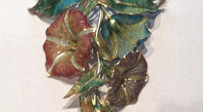 """Jewelry Exhibits:  the Newark Museum and """"Gilded New York"""" at the Museum of the City of New York"""