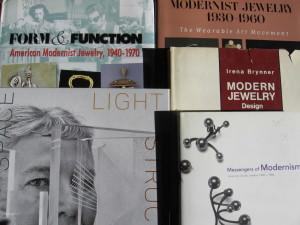 Modernist jewelry