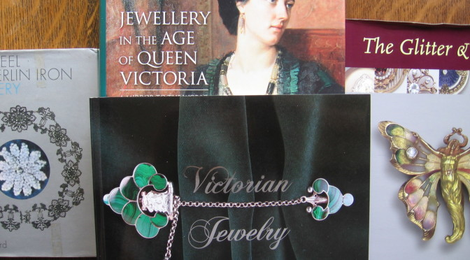 Building a Library of Jewelry Books:  Victorian