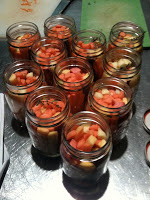 Adventures in Canning: Spicy Pickled Carrots