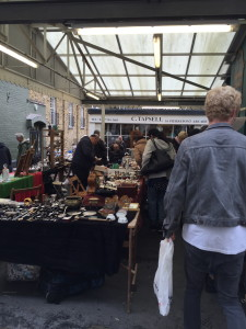 antique markets in london