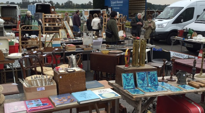 best antique market in london